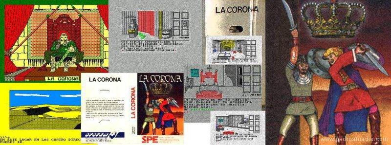 LA Corona Pedro Amador