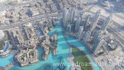 Burj Califa View Dubai 2
