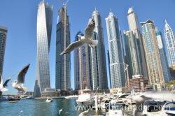 Cómo es vivir en Dubai Marina