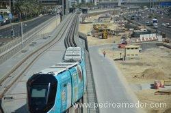 Dubai Marina Metro 3