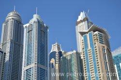 Dubai - vivir en Dubai Marina