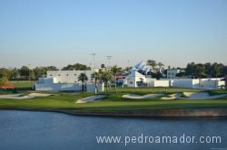 Cómo es el Golf en Dubai - blog personal Pedro Amador con las mejores reflexiones de cómo vivir en Dubai