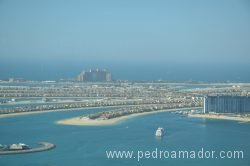 View from Marriot Dubai Marina 1