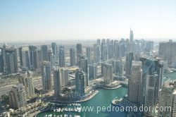 View from Marriot Dubai Marina 2