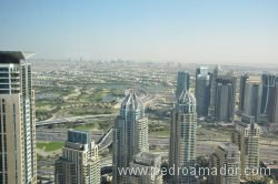 View from Marriot Dubai Marina 4