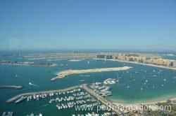 View from Marriot Dubai Marina 5
