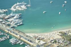 View from Marriot Dubai Marina 6
