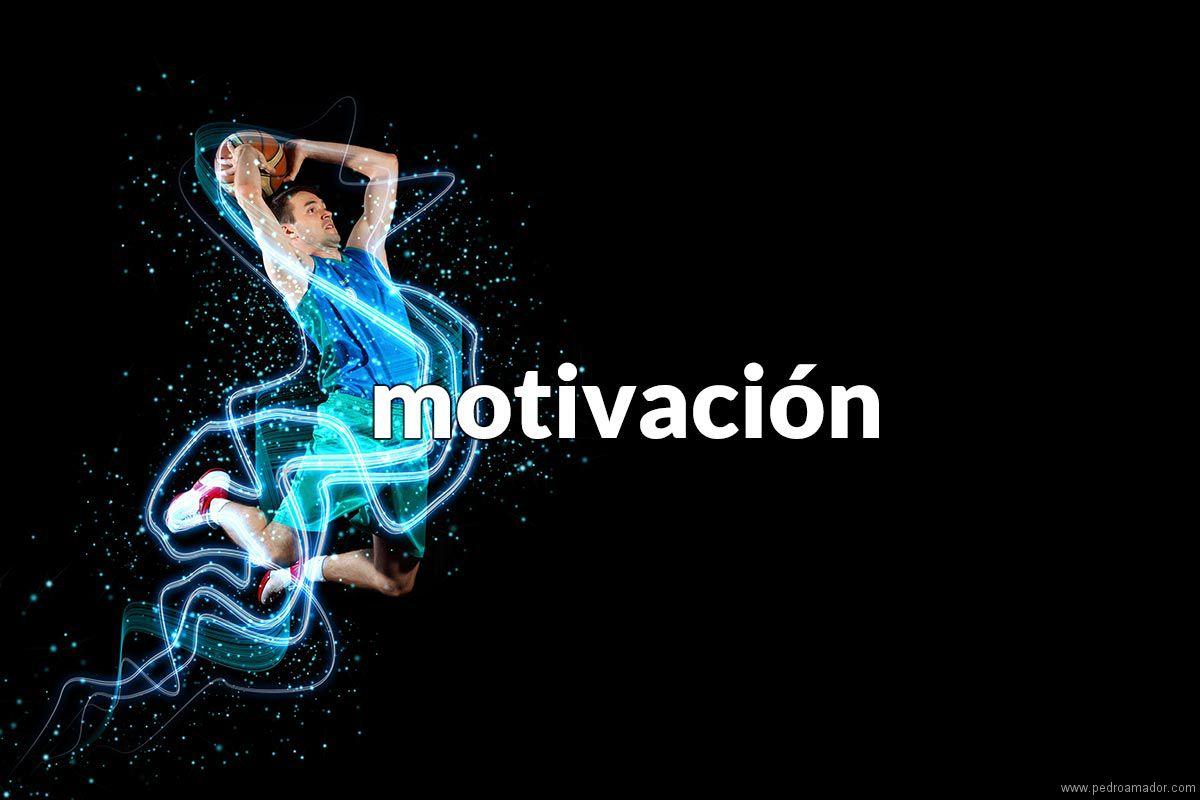 La motivación se pierde cuando...