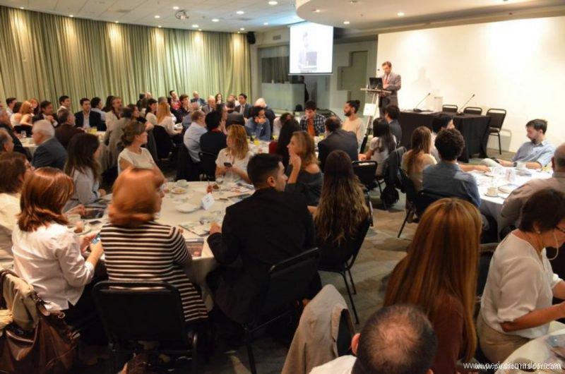 WTC conferencia felicidad - Montevideo Uruguay