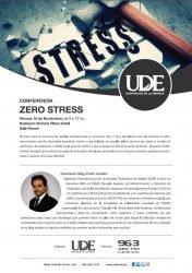 Conferencia Zero Stress Pedro Amador1