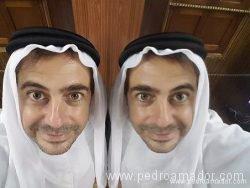 Pedro Amador Dubai