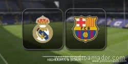 Es mejor el Real Madrid o el Bacelona En datos