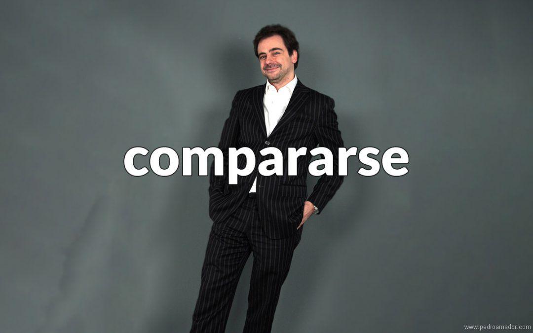Deja de compararte con los demás