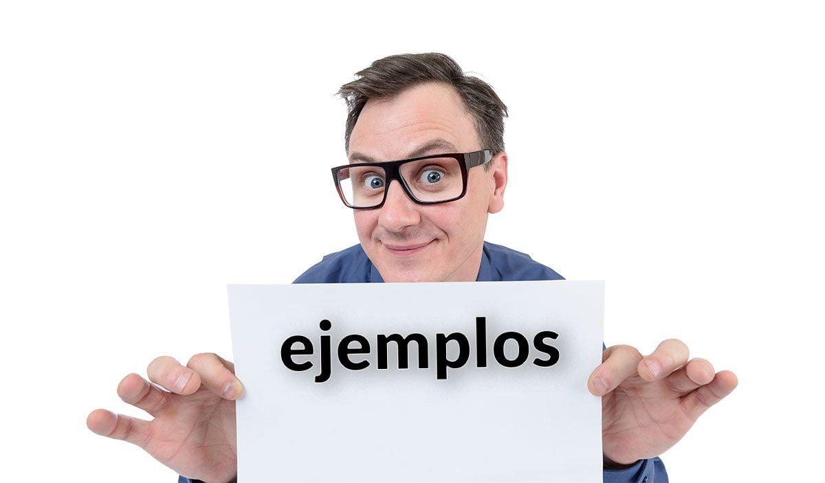 Ejemplos de Metafora