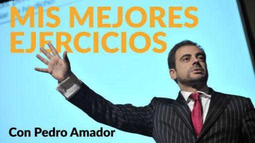 Pedro Amador - Mentor del cambio