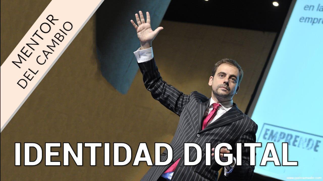 Mi próximo charla de Identidad corporativa digital - Universidad de la Empresa