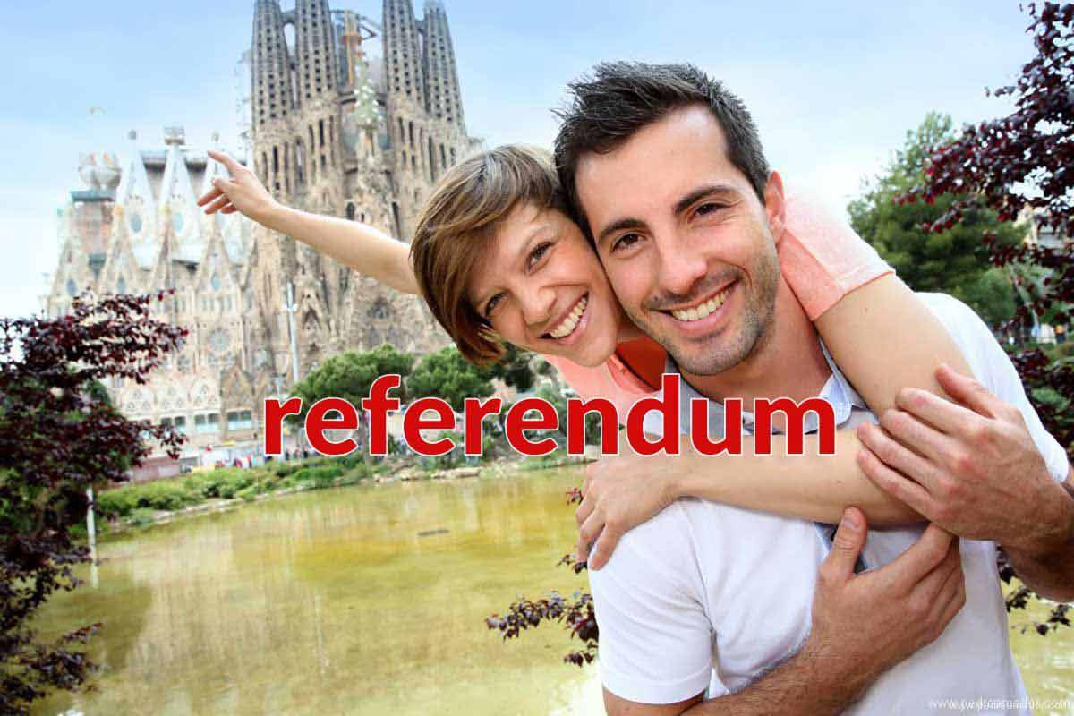 ¿Referendum o un Desafío a la Ley en Cataluña?
