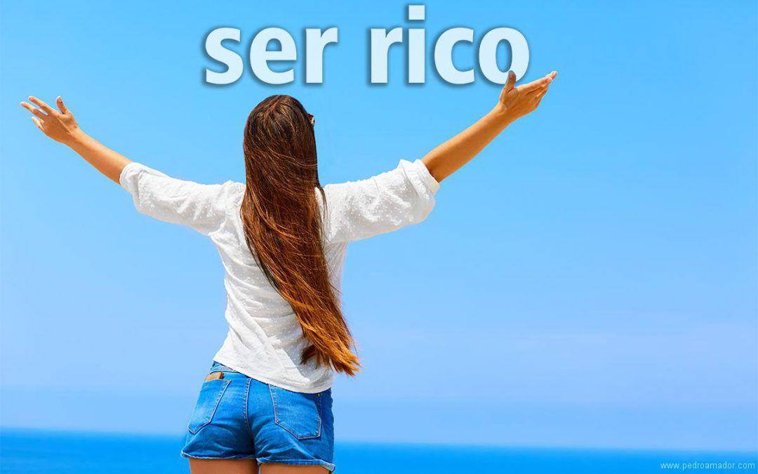 ▷ Ser rico desde CASA ES POSIBLE