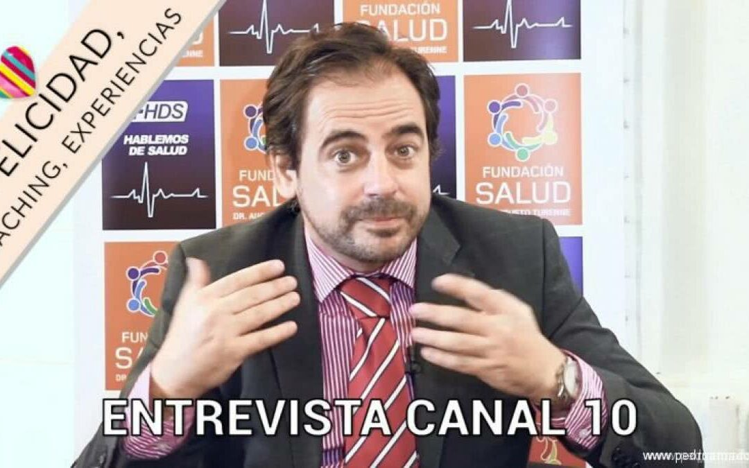 Entrevista en TV ¡compartiendo la queja criolla y qué es el coaching!