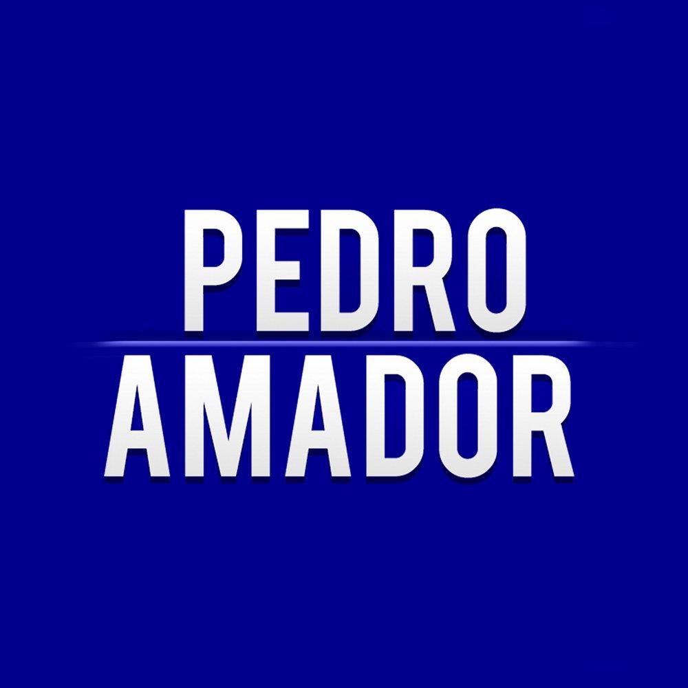 Un poco de mí... Comienzos de Pedro Amador