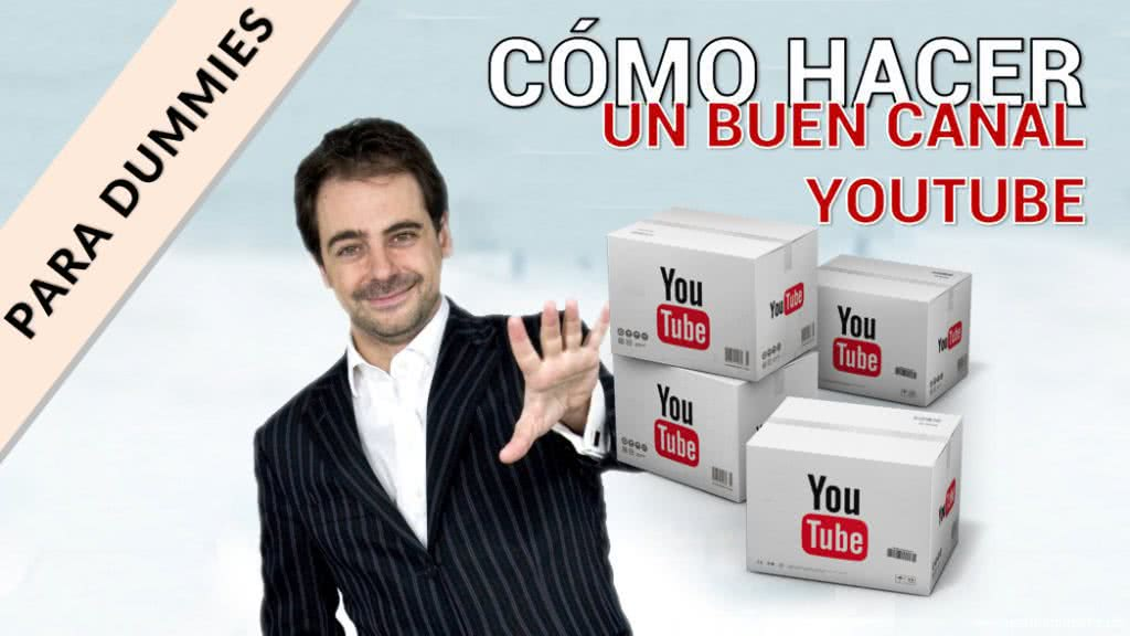 Cómo crear un canal y promocionar video en YouTube.