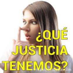 LA JUSTICIA NO EXISTE Por qué no funciona el sistema judicial Una de mis experiencias de vida más dura