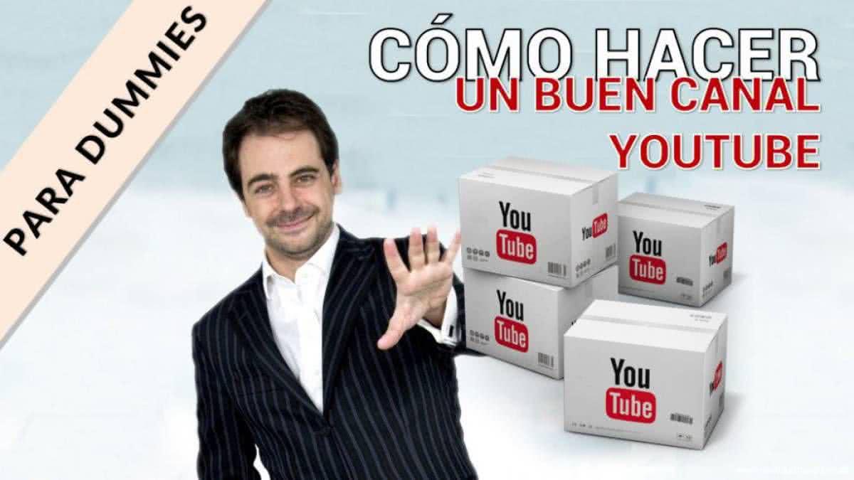 Para DUMMIES: Cómo hacer un canal en YouTube 10 pasos ⭐