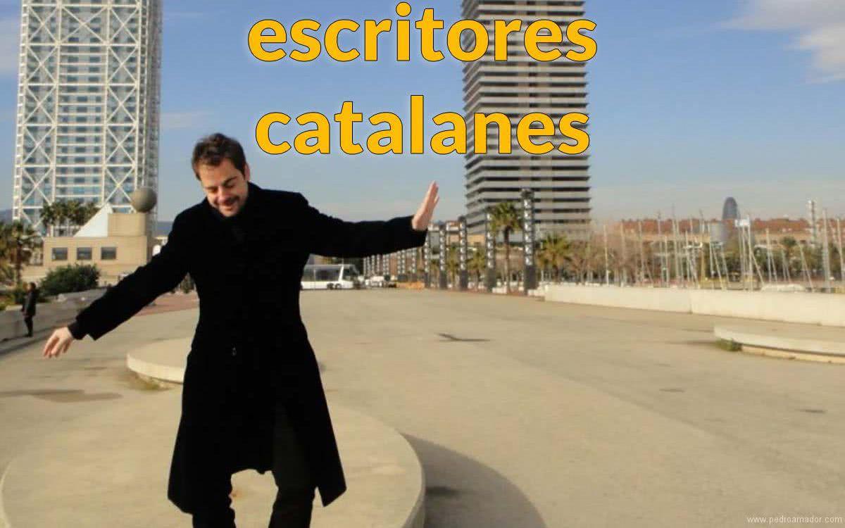 Los escritores de Cataluña más influyentes