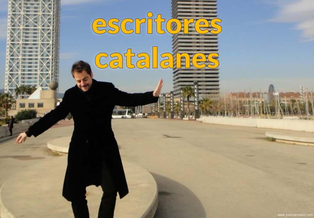 escritores catalanes