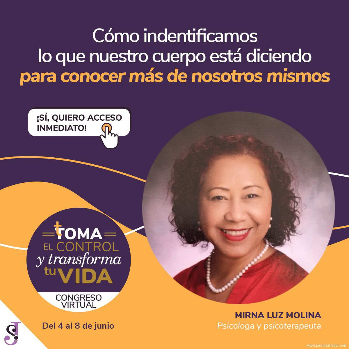Transforma tu vida - Mirna Luz Molina