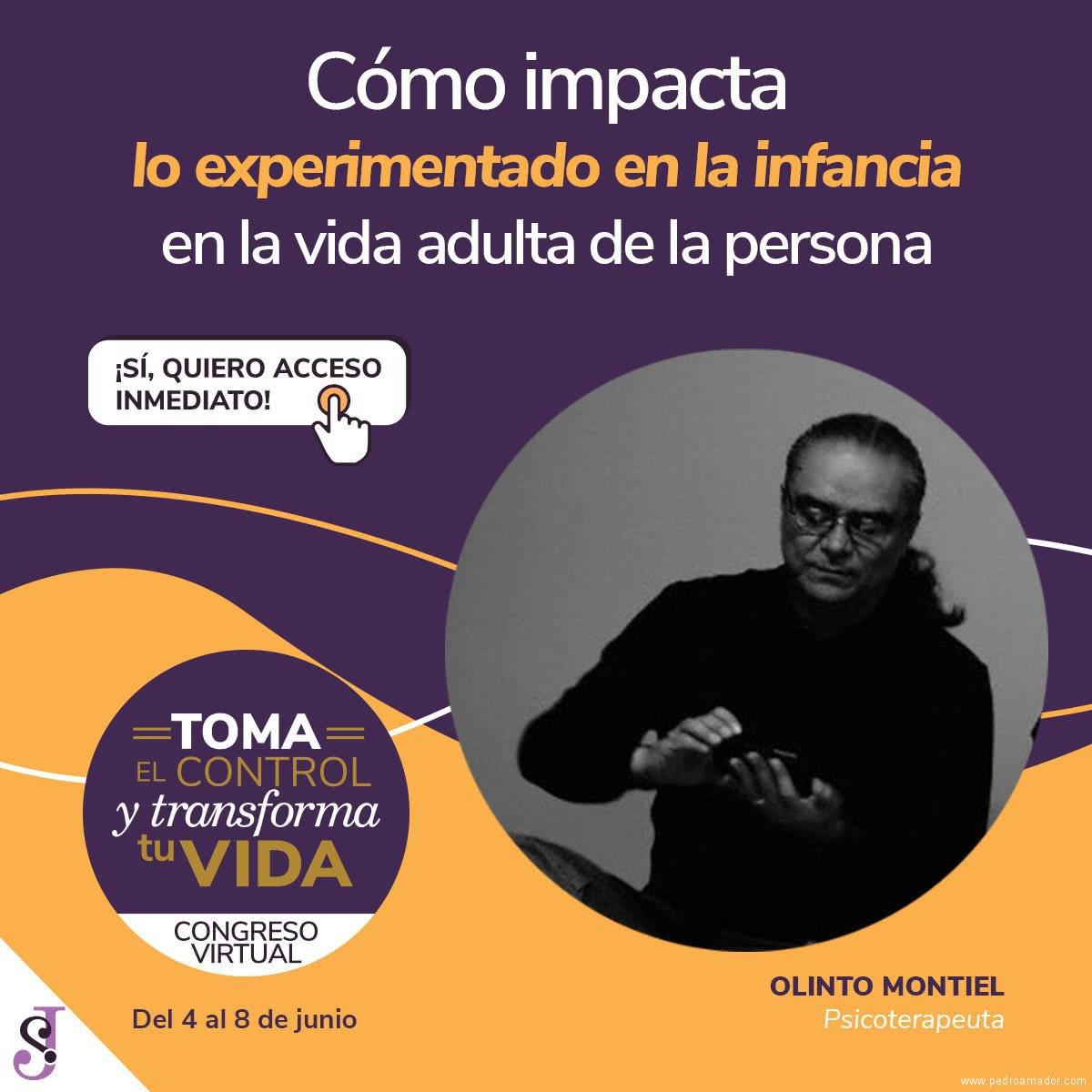 Transforma tu vida - Olinto Montiel