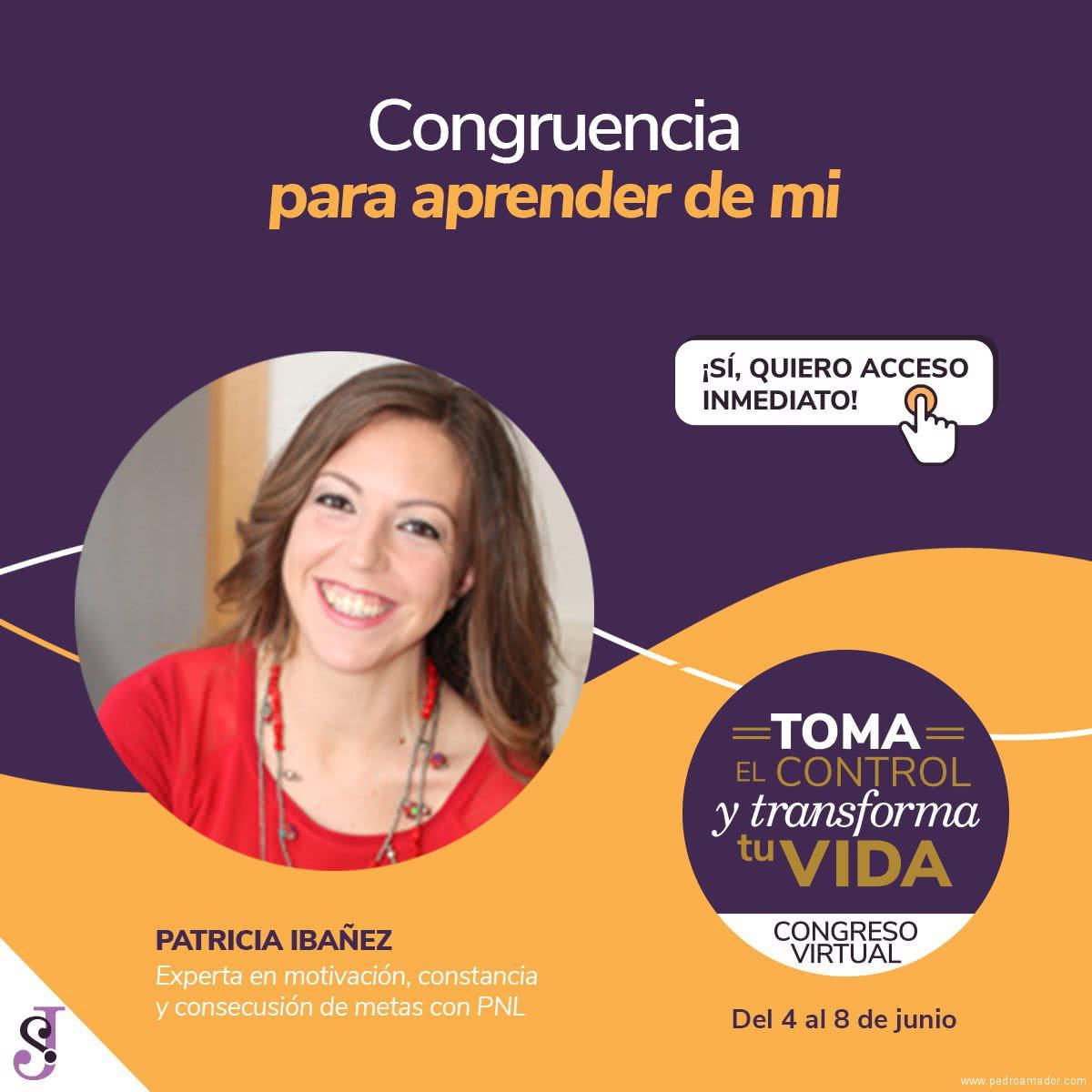 Transforma tu vida - Patricia Ibañez