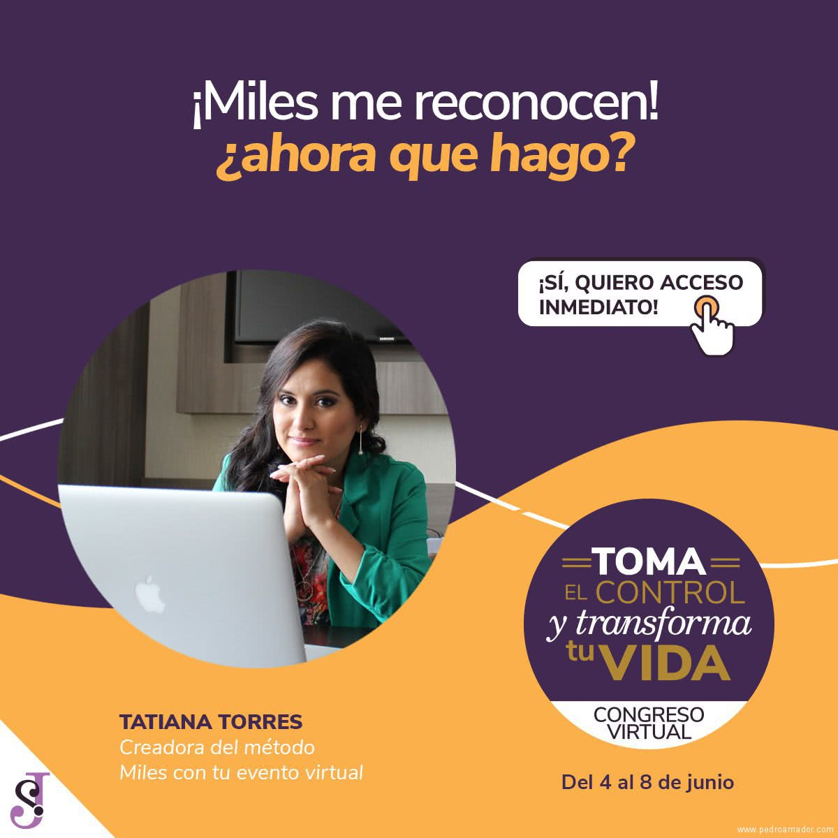 Transforma tu vida - Tatiana Torres