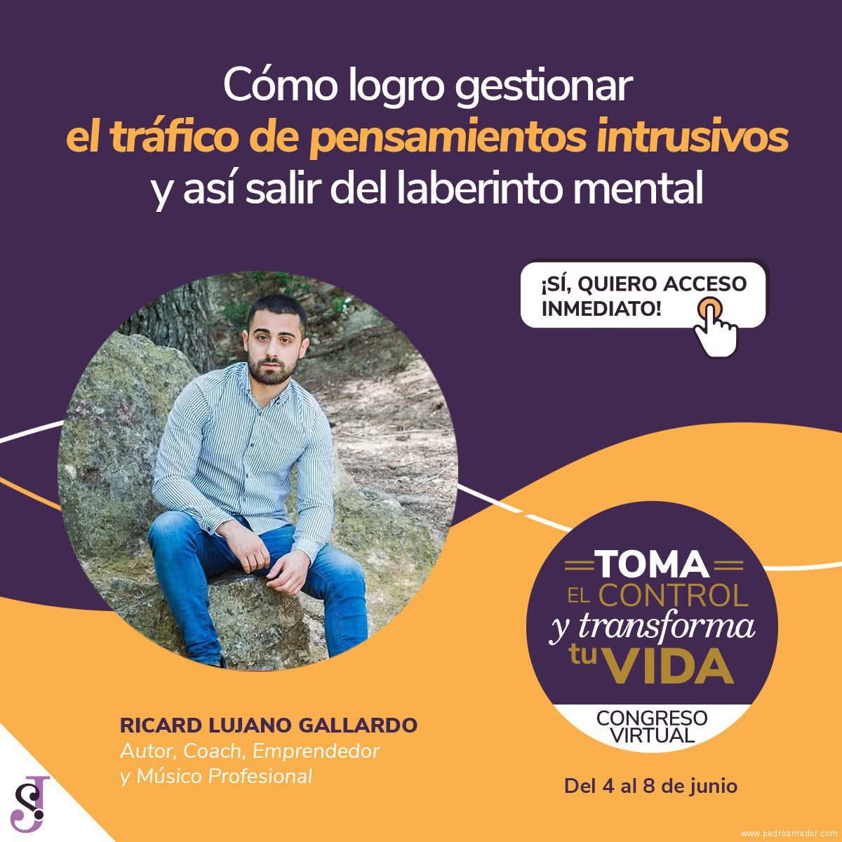 Transforma tu vida - Ricard Lujano Gallardo