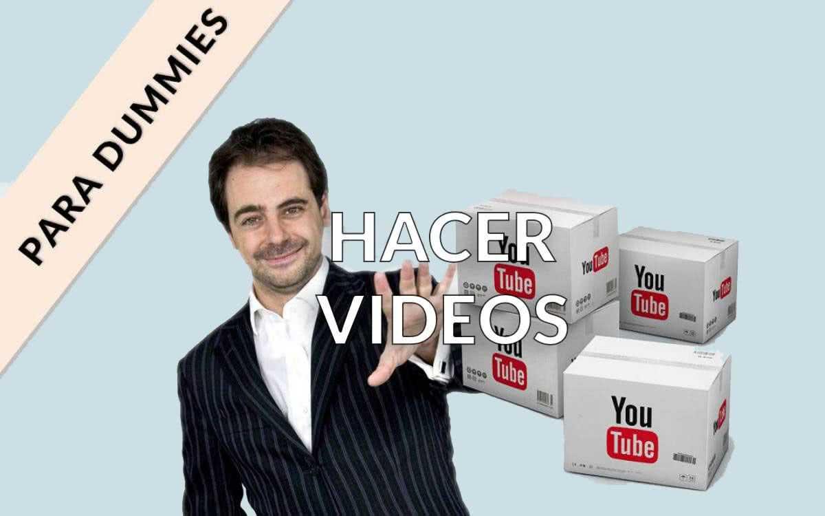 ▷ Para DUMMIES: Cómo hacer videos en 10 pasos ⭐