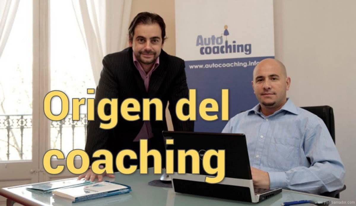 origen del coaching