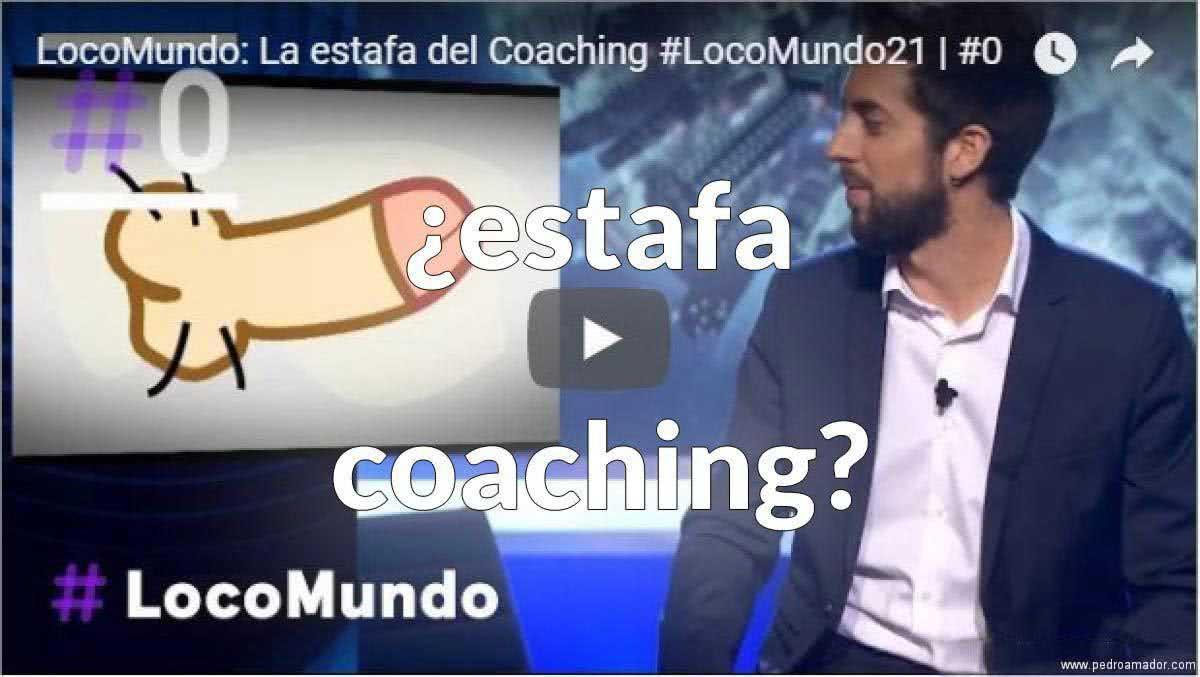 LA ESTAFA DEL COACHING: Los 10 peores coaches que encontré