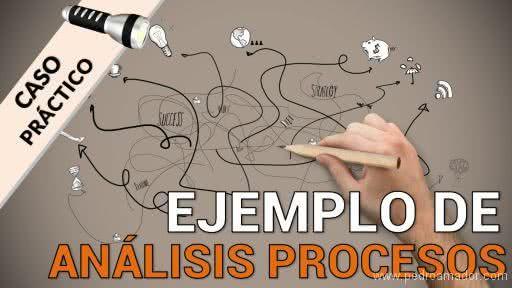 Cómo hacer un análisis de procesos estratégico, donde te comparto un completo ejemplo de análisis de procesos