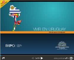 Guia de apoyo al inmigrante del Ministerio de Relaciones Exteriores de Uruguay