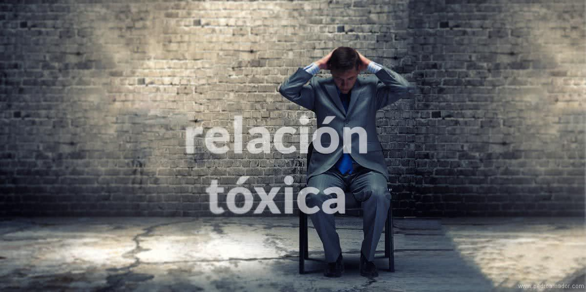 Qué es una relación tóxica
