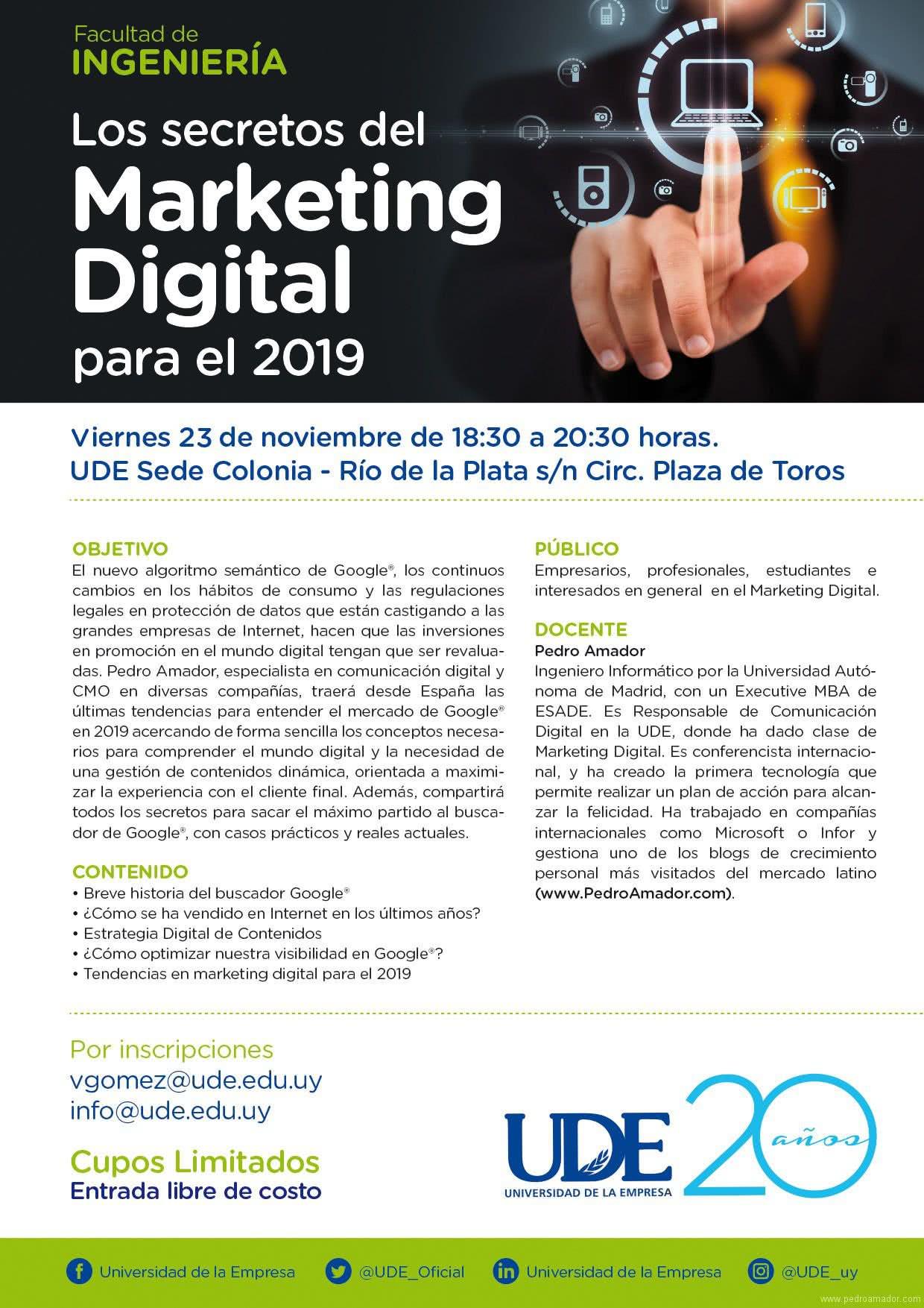 Marketing digital Colonia del Sacramento
