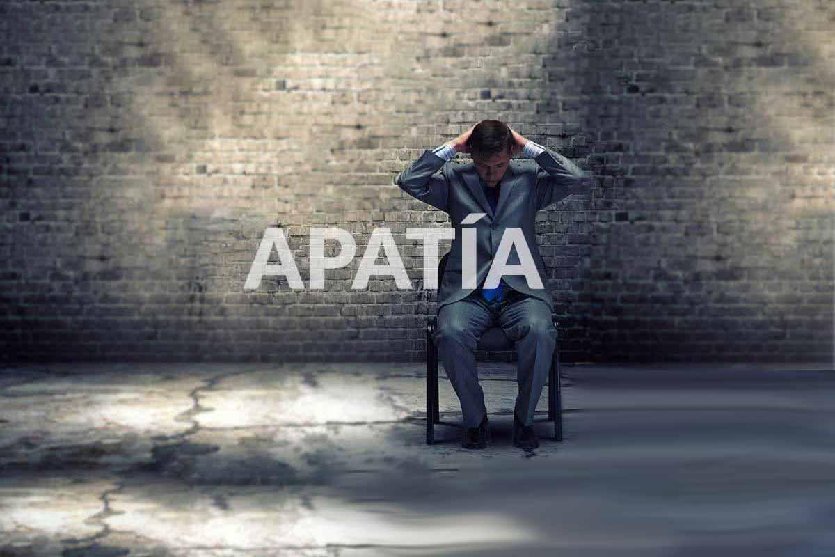 Cómo combatir la apatía