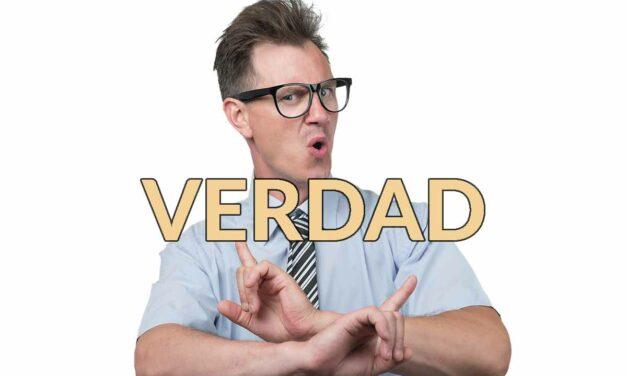 Aprendamos a decir la VERDAD(🥇 TOP 2020)