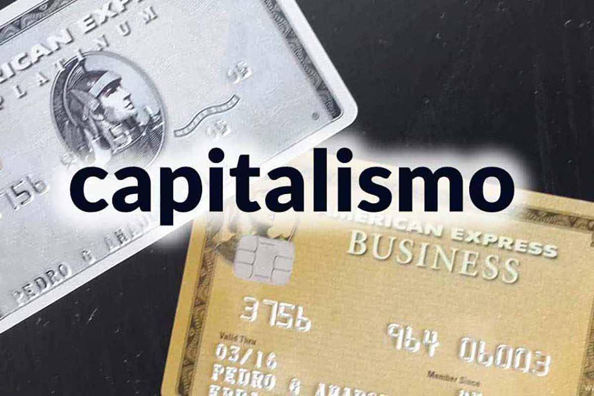 Maldito capitalismo