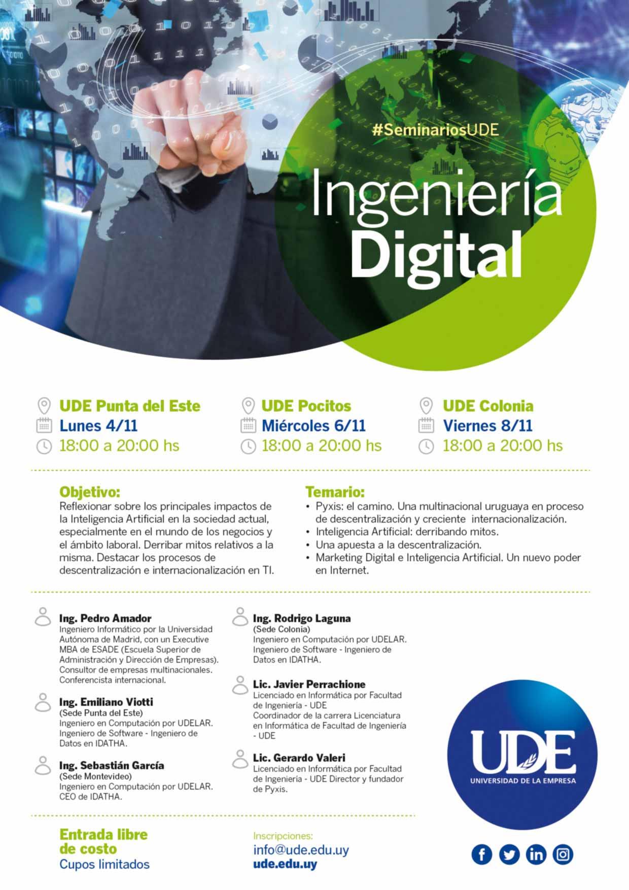 Marketing Digital Univesidad de la Empresa Uruguay