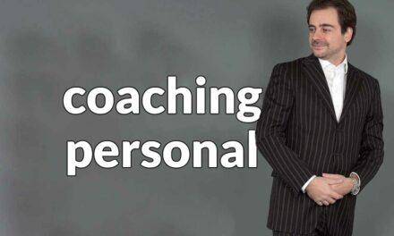 Soy coach cuando hago coaching