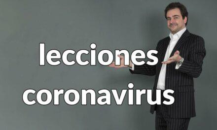 ⭐ Lecciones aprendidas con el coronavirus #MeQuedoEnCasa