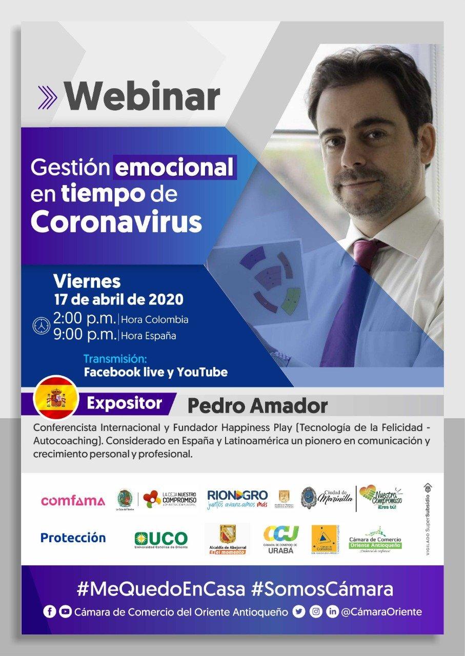 Conferencia del Coronavirus