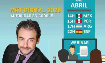 HOY CONFERENCIA Marketing Digital 2020 ⭐