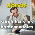 Cuál es el país más feliz del mundo para los gays